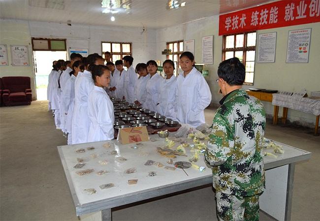 贵阳行知科技职业学校(修文国防学校)